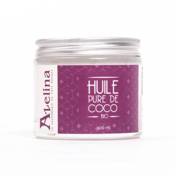 Huile Pure de Coco